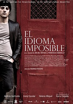 The impossible language - Irene Escolar